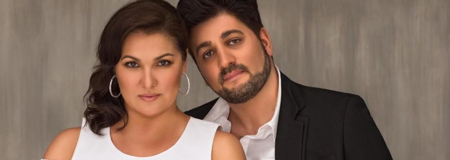 Anna Netrebko and Yusif Eyvazov Aria Evening
