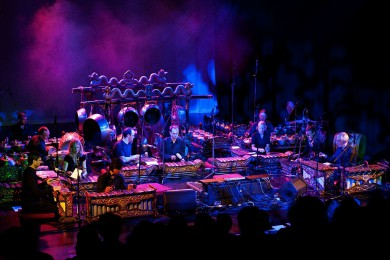 Plaid and the Southbank Gamelan Players