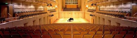 A Konzerthaus Dortmund közvetítése