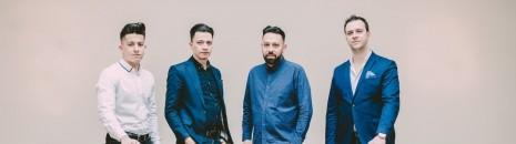 Krisztián Oláh Quartet & Rick Margitza: At The Back Of My Mind