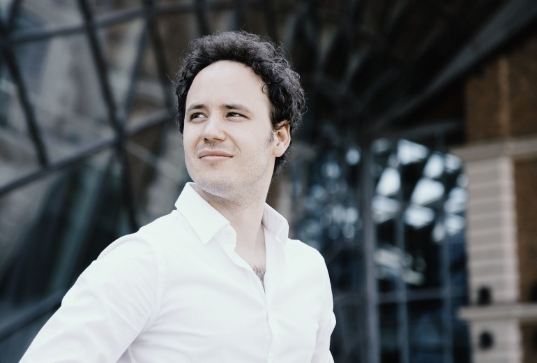 Gergely Madaras and the Savaria Symphony Orchestra