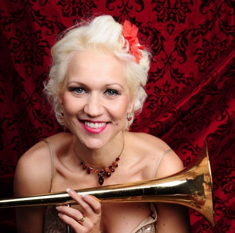 The Queen of Swing - Gunhild Carling and the BJC Big Band