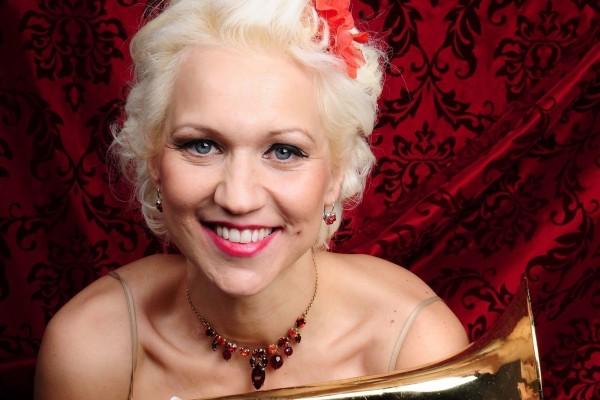 The Queen of Swing - Gunhild Carling és a BJC Big Band