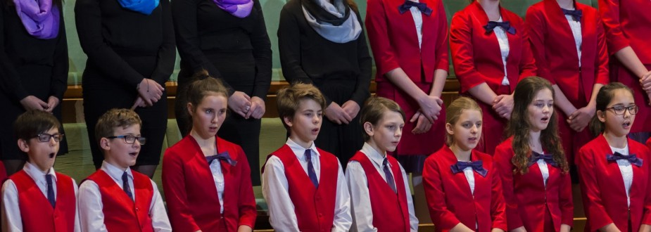 Christmas Concert of the Hungarian Radio Children's Choir