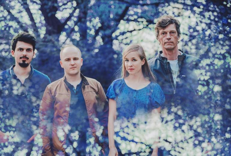 Harcsa Veronika-Gyémánt Bálint Quartet