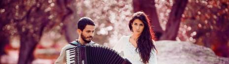Rachele Andrioli & Rocco Nigro / Mimmo Epifani & The Barbers