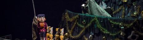 Csajkovszkij: A diótörő - mesejáték óriásbábokkal