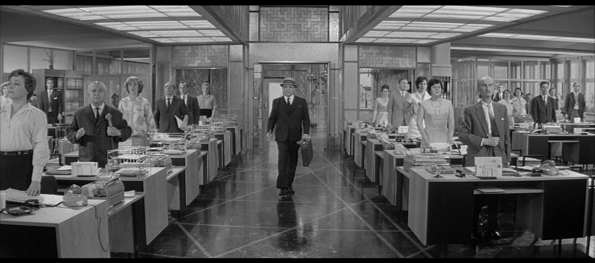 Egy, kettő, három  (One, Two, Three; 1961)