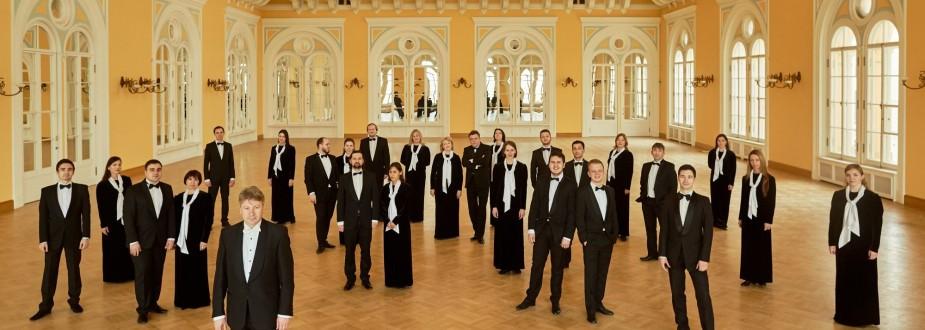 Daniel Zaretzky és a Szentpétervári Koncertkórus