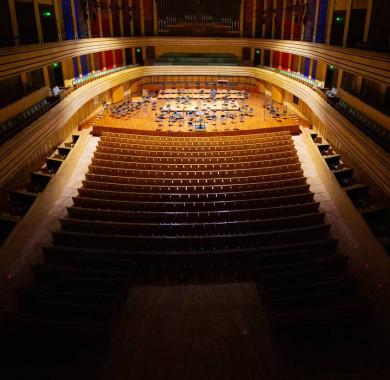Néz?kre és zenére várva.#MüpaBudapest#Müpa#Budapest#Hungary#Concerthall