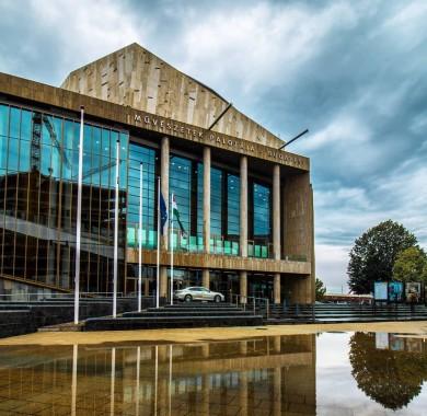 Es? után. #Rain #Monday #NoFilter #Müpa #Budapest #Hungary #Concerthall #MüpaBudapest