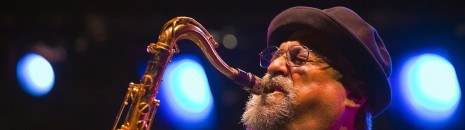 The Budapest Jazz Orchestra & Joe Lovano, Peter Erskine