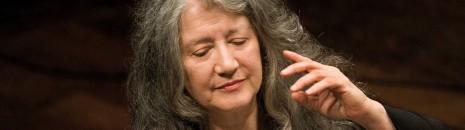 Martha Argerich (piano) and the Kremerata Baltica