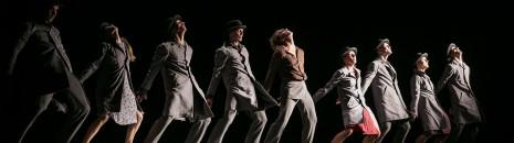 Magyar Nemzeti Balett: Triple Dance - bemutató