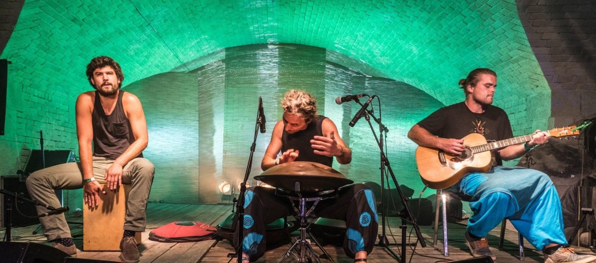 ZeneKarma - A Kaukázus és a ToSoDa Projekt közös zenei útja