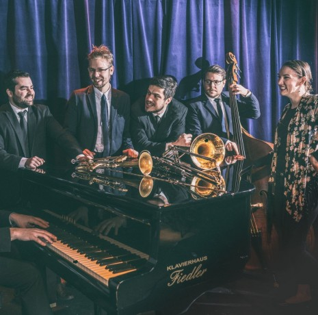 Let's jive! - The Coquette Jazz Band and Frank Roberscheuten