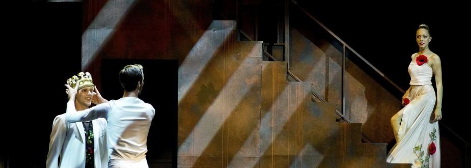 Ballet Pécs: The Wooden Prince - Budapest première