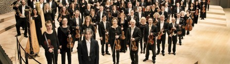 Kent Nagano and the Hamburg Philharmonic State Orchestra