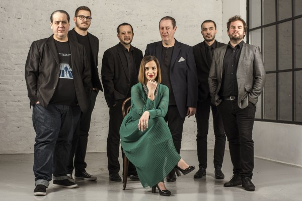 Early Music Reloaded - Balázs Elemér Group & Nuria Rial