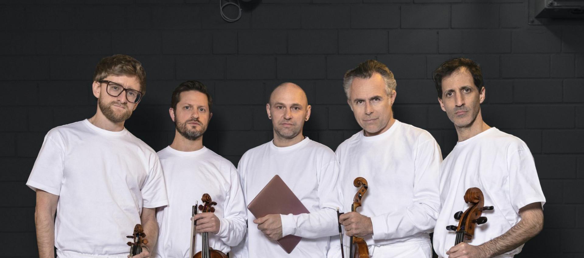 Henrik Schwarz & Alma Quartet - CCMYK