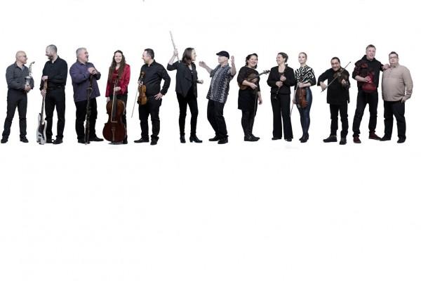 János Yancha Nagy and the Free Style Chamber Orchestra