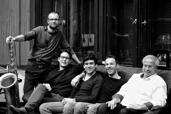A hot jazz virtuózai - The Rollini Project