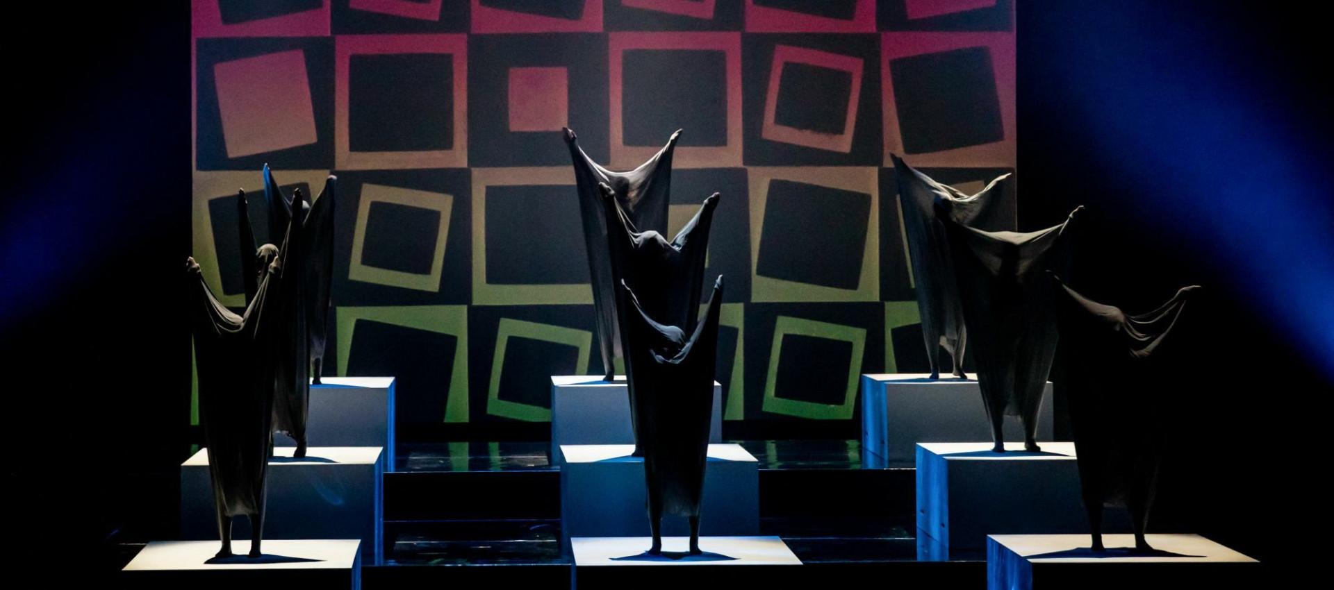 Ballet Pécs: Vasarely Etudes