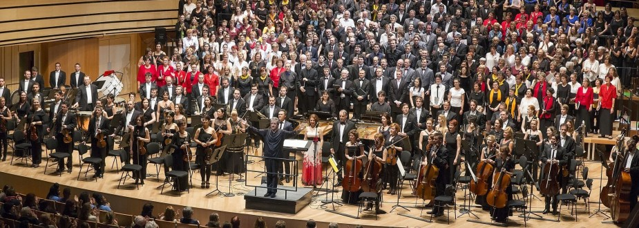 Third Budapest International Choral Celebration - Gala concert for the prizewinners