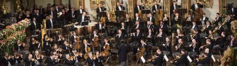 Yefim Bronfman (zongora) és a Bécsi Filharmonikusok