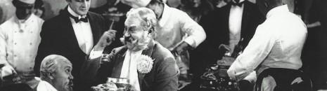 Friedrich Wilhelm Murnau: Der letzte Mann (The Last Laugh) - Hungarian première