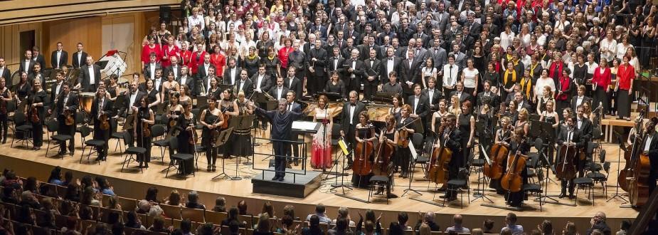 Third Budapest International Choral Celebration - Handel: Messiah
