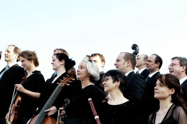 Dresdner Kammerchor and Le Concert Lorrain