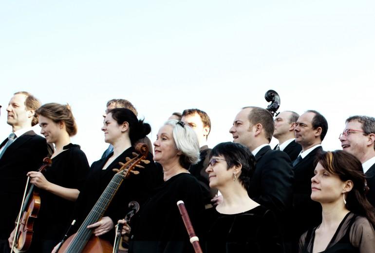 A Drezdai Kamarakórus és a Le Concert Lorrain