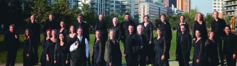 A RIAS Kammerchor és az Amadinda Ütőegyüttes