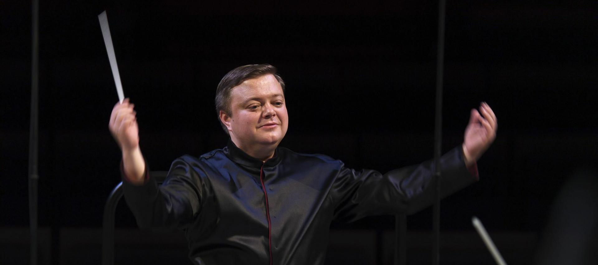 Balázs János és a Francia Rádió Filharmonikus Zenekara