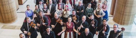 Hungarian State Folk Ensemble: The Thousand Faces of the Southern Land - première