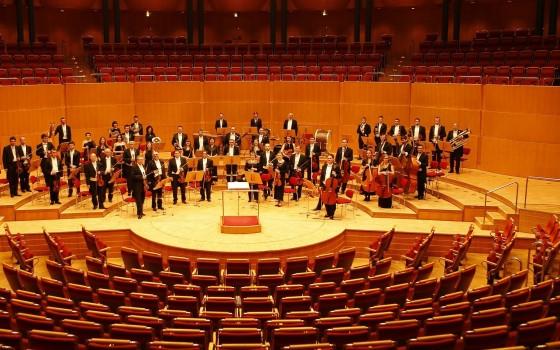 Juri Gilbo and the Russian Chamber Philharmonic St