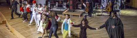 Dal-játék - Mozart: A varázsfuvola