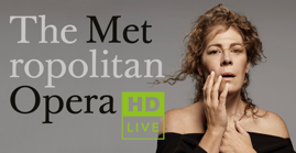 THE MET: LIVE IN HD AT MÜPA BUDAPEST