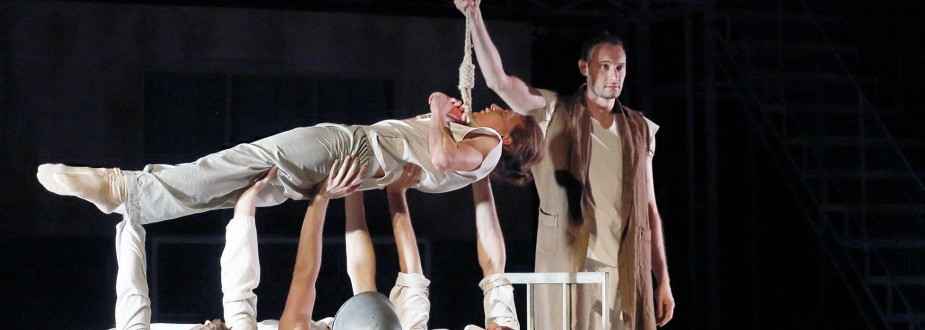 Ballet Pécs: One Flew Over the Cuckoo's Nest - Budapest première