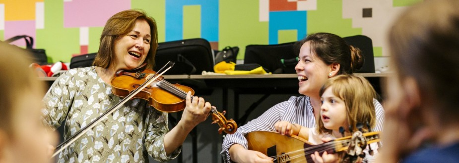 Sing-along Baby Musical Kindergarten - Grande