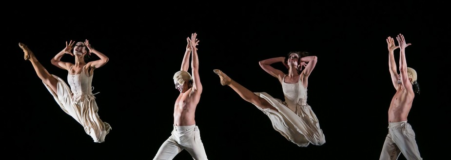 Hungarian National Ballet: Total Dance